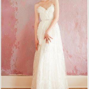 Sarah Seven Bridal Gown Size 0